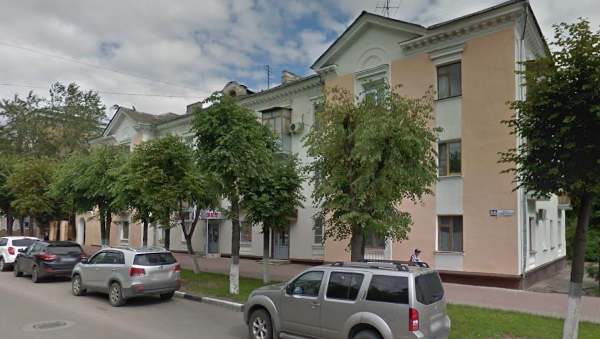 Дом в центре Серпухова может убить и покалечить