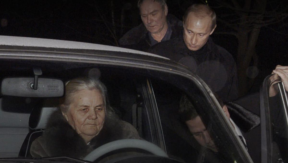 Могила «бабушки Путина» - это позор