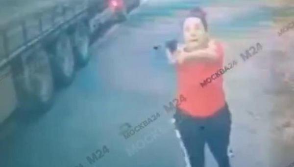 На трассе под Серпуховом напали на водителя грузовика