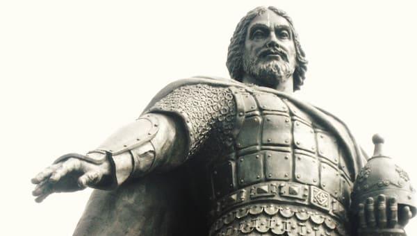 Как князь Владимир 23 августа Серпухов спас