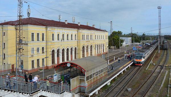 Три дня электричку Серпухов — Тула будут отменять