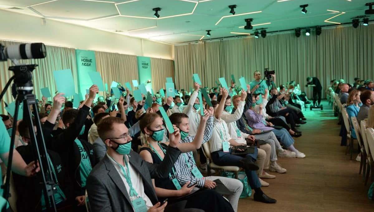 Партия «Новые люди» выступила за отмену обязательной вакцинации в Подмосковье