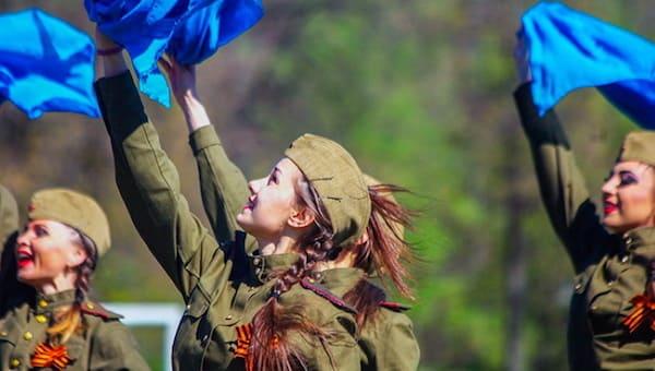 В Серпухове начинают празднование Дня Победы