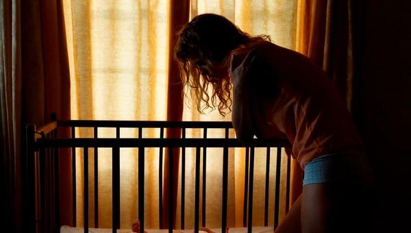 Мать в  Подмосковье не смогла разбудить годовалого сына