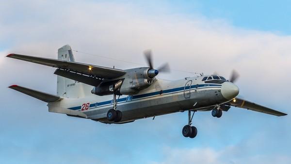 Российский самолет с пассажирами пропал с радаров