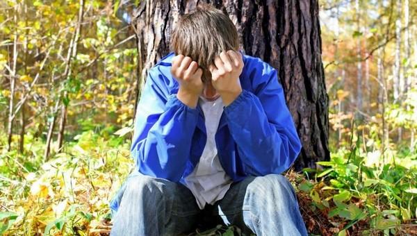 В подмосковном лесу нашли ребенка в школьной форме