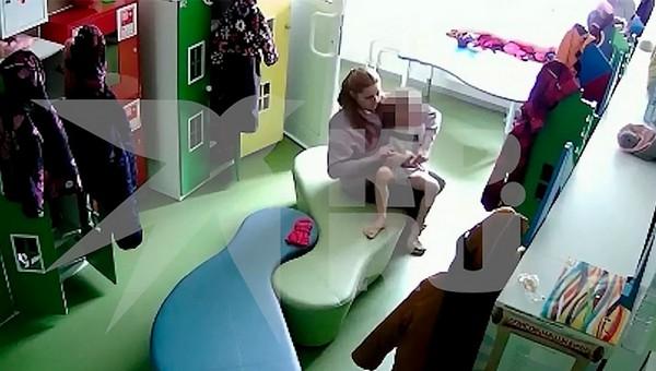 Воспитательница детского сада в Подмосковье попалась на диких методах работы