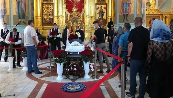 Как проходят похороны главы Коломны