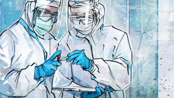 В Серпухове коронавирусом переболело почти 3,5% населения
