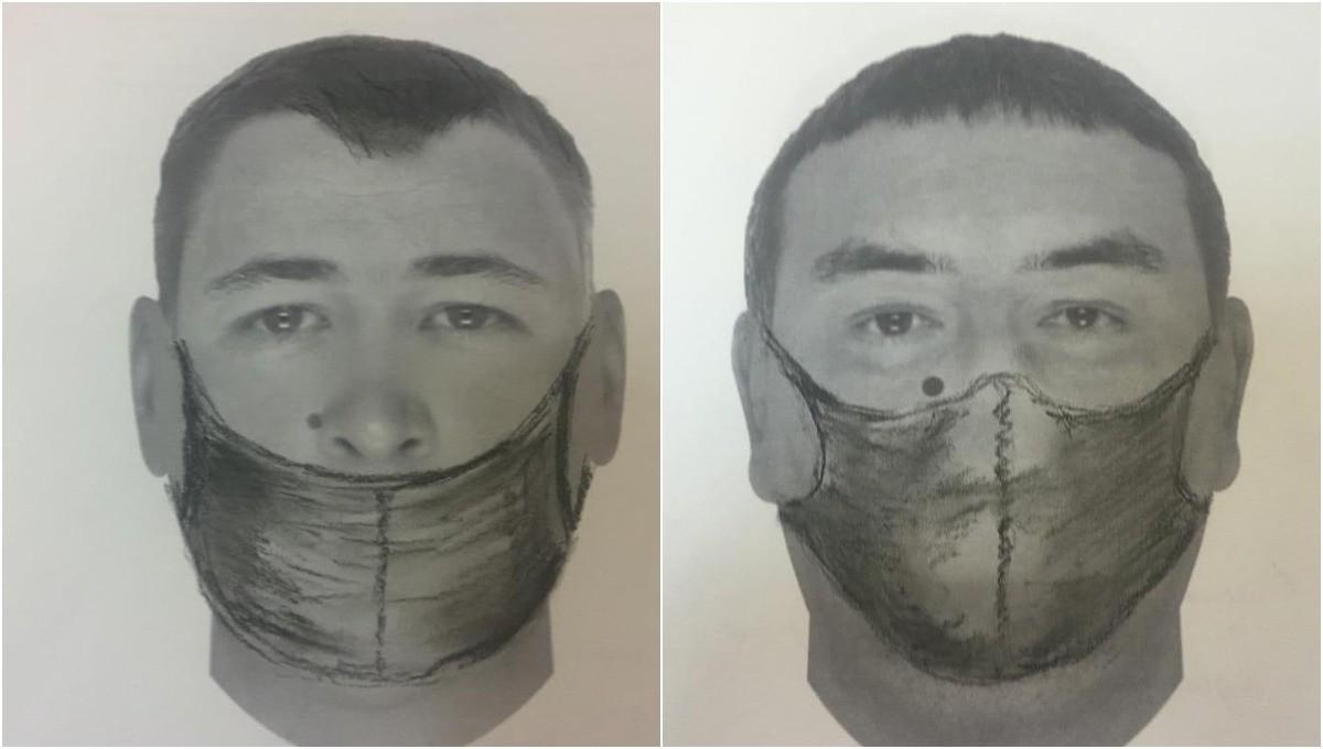 В Подмосковье разыскивают насильника по портрету