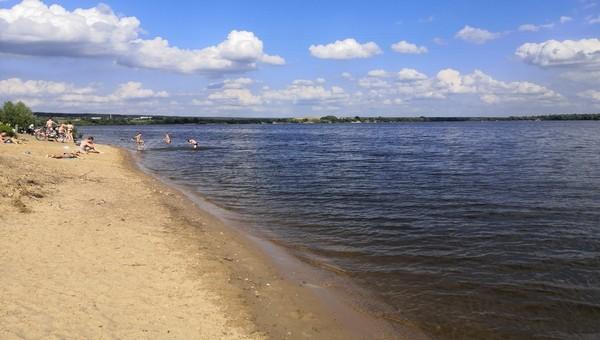 Почему на Цимлянке не сделать полноценный пляж?