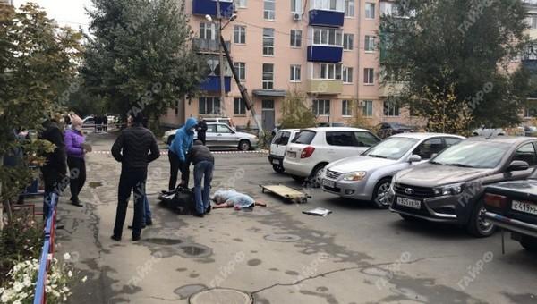 В небольшом российском городе жестоко убиты три студентки медучилища