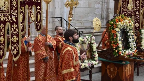 Традиционное священное действо в Серпухове в этом году не состоится