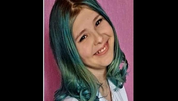 Девочка с цветными волосами пропала в Подмосковье