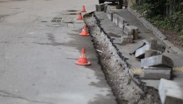 В Серпухове планируют вкопать в землю более 3 миллионов рублей