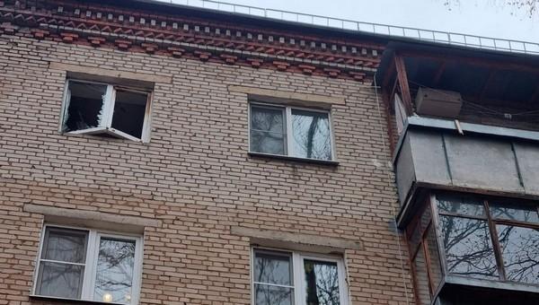 Два взрыва произошли в подмосковных пятиэтажках