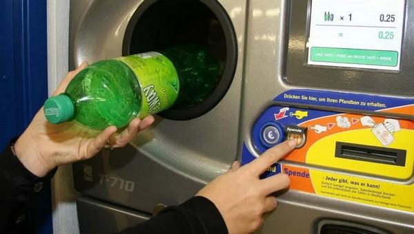 В Подмосковье мусор можно будет обменять на деньги