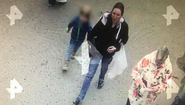 В Подмосковье похитили двухлетнего ребенка