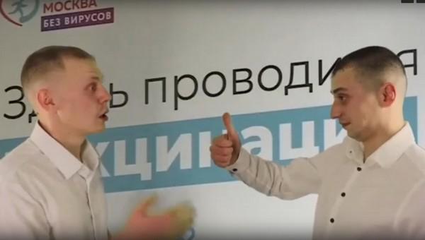 Заключенные записали супер-вирусную песню про вакцину «Спутник V»