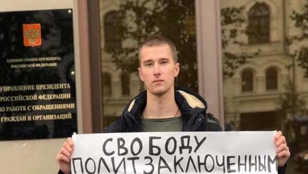 Даниил Конон: «Приговор Шестуну близок к черте, за которой — убийства по политическим мотивам»