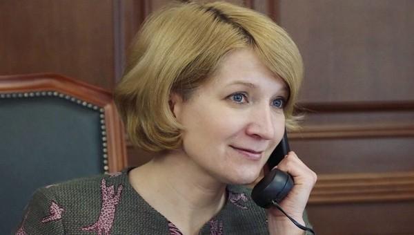 Глава Серпухова Юлия Купецкая показала свои доходы