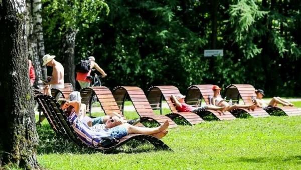 В парк «Жемчужина» в Серпухове вложат более 40 миллионов рублей