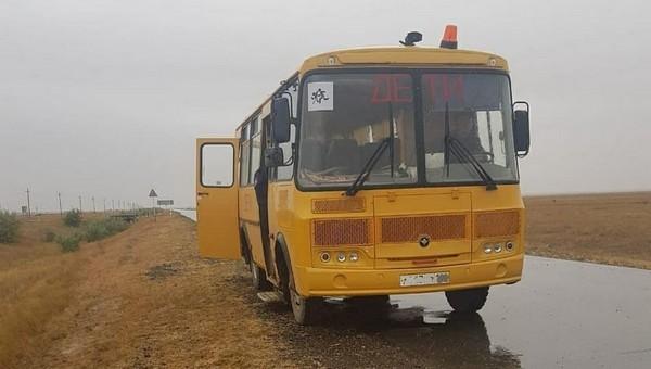 Мальчик умер в школьном автобусе по пути домой