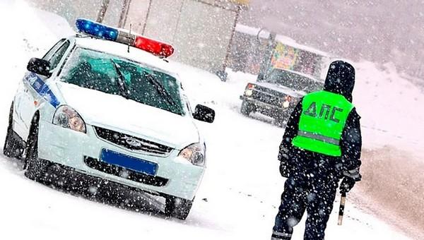 В одном из городов Подмосковья ГИБДД объявило о начале массовых проверок