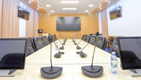 В администрации Серпухова оснастят конференц-зал на 9 миллионов рублей