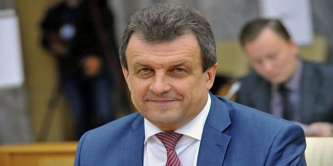 У экс-мэра Серпухова арестовали имущество и запретили ему выезд за пределы страны