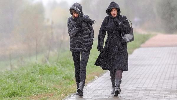 Вслед за аномальным теплом в столичный регион придет прохлада