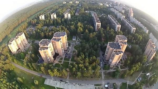 Коронавирусная аномалия наблюдается в городе Протвино