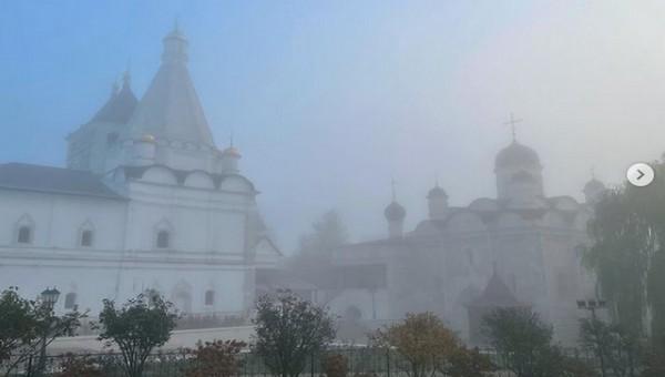 В женском монастыре Серпухова рассказали об удивительном явлении Святого Георгия