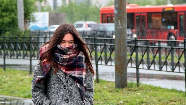 На один день в Центральной России резко похолодает