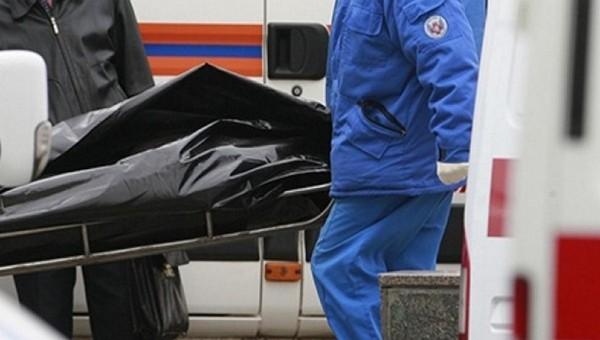 В центре Серпухова найден труп мужчины