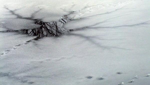 Жители ряда городов Подмосковья ходят по тонкому льду