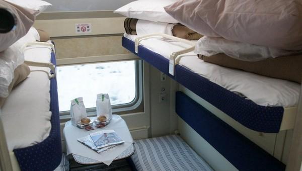 Девочка умерла в поезде, ехавшем из Анапы