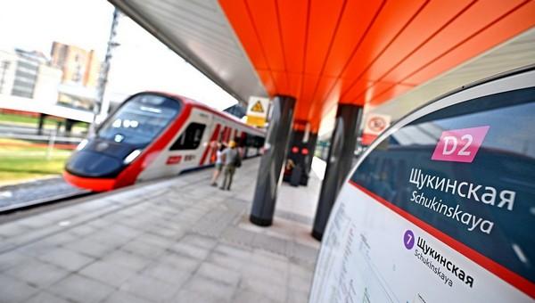 На МЦД-2 сегодня открылась новая станция