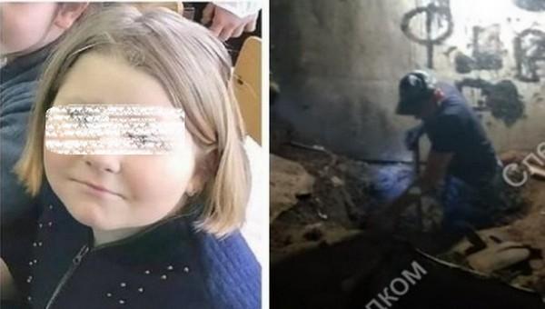 Третьеклассница, пропавшая три месяца назад, стала жертвой убийцы-педофила