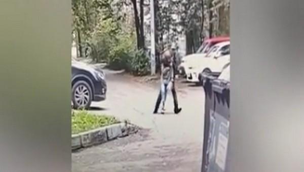 В Подмосковье разыскивается неизвестный, среди дня напавший на девочку