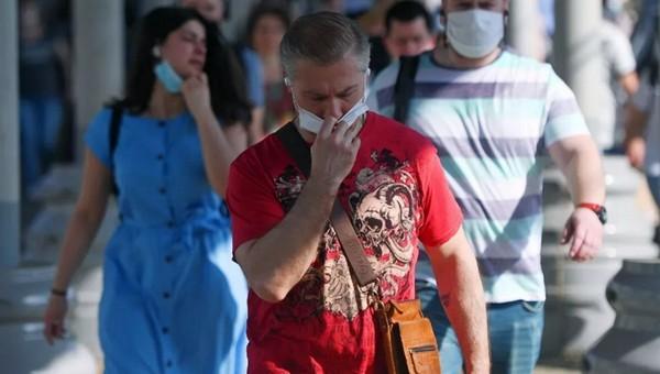 Столько новых случаев COVID-19 в Москве не было с начала пандемии