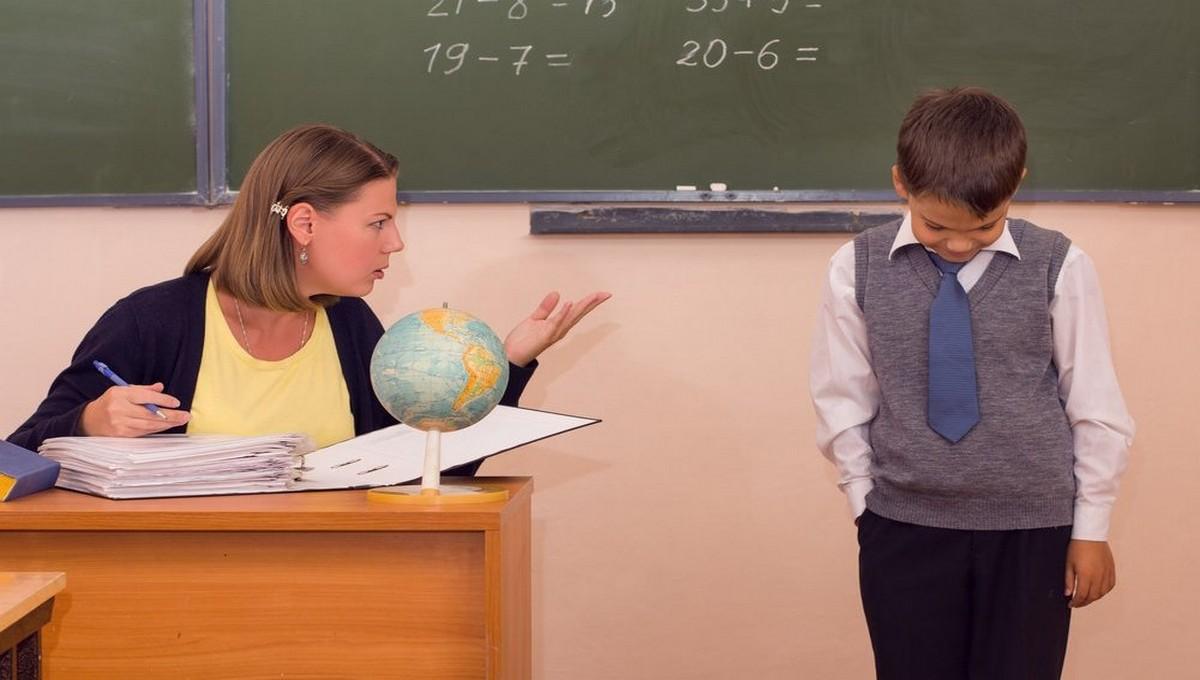 Как без скандалов поменять ребенку класс или даже учителя