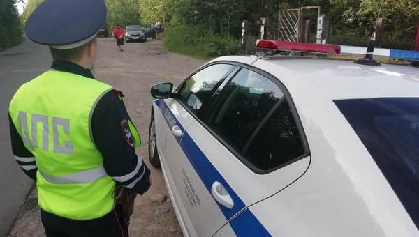 В пригороде Серпухова поймали наркокурьера