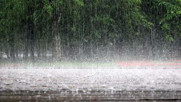 За пять дней на столичный регион выльются миллионы тонн дождя