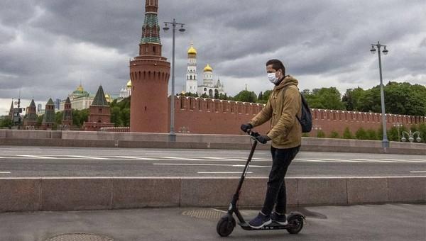 В Москве объявлена нерабочая неделя из-за коронавируса