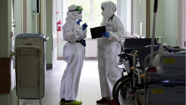 Выходные обновили рекорды по заболеваемости в Подмосковье