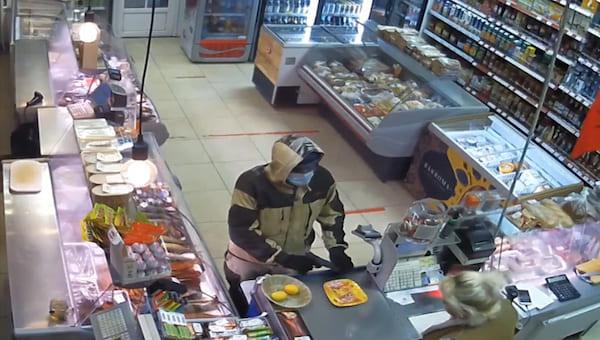 В Протвино схватили грабителя магазинов