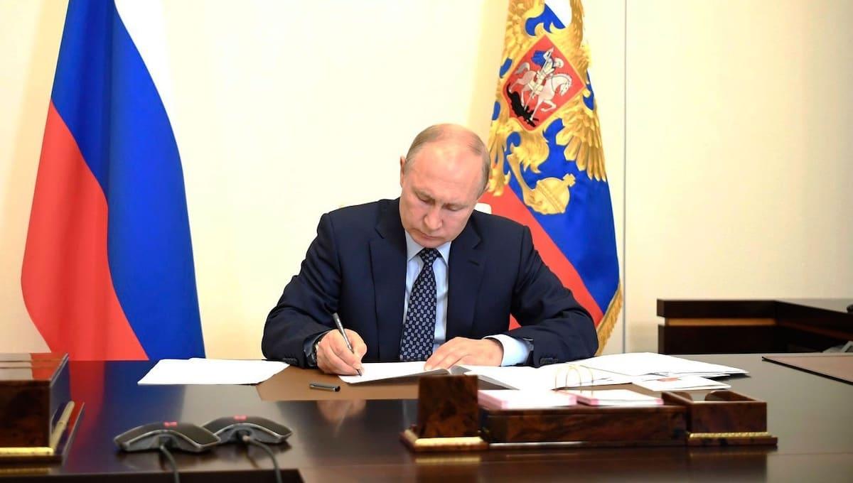 Путин назначил в Серпухов двух судей