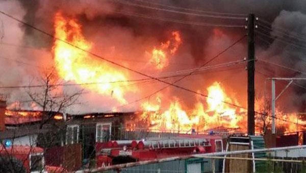 В Заокском вынесен приговор за поджог многоквартирного дома