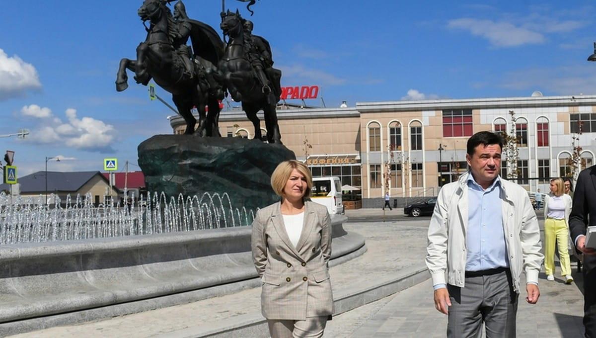 В Серпухове ждут губернатора